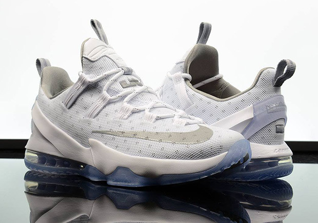 official photos 709ef 1c167 Lightweight Power with the Nike LeBron XIII Low - Ariaprene®